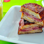 Thumbnail image for Stuffed French toast with smoked ham