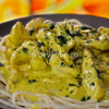 Thumbnail image for Turkey in marjoram and mustard sauce