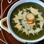 Thumbnail image for Nettles cream soup