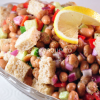 Thumbnail image for Bean salad with a Greek twist
