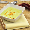 Thumbnail image for Broccoli, lime and shrimp cream soup