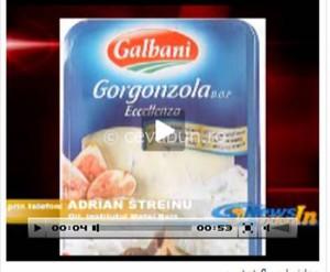 Gorgonzola eronat indicată