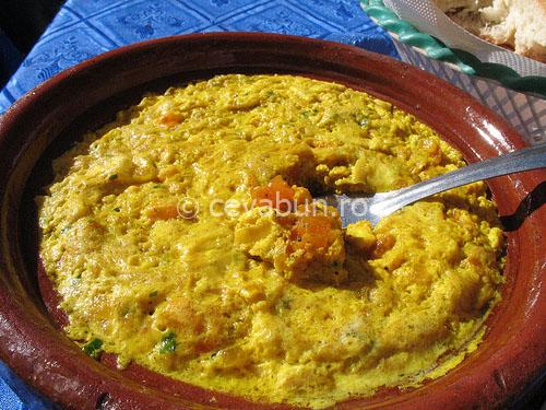 Omletă marocană