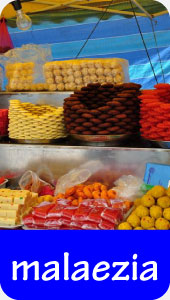 Mâncălătorii Malaezia