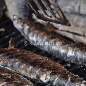 Peştele trebuie să fie bine făcut dar nu ars