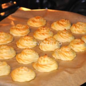 Rumeniţi cartofii