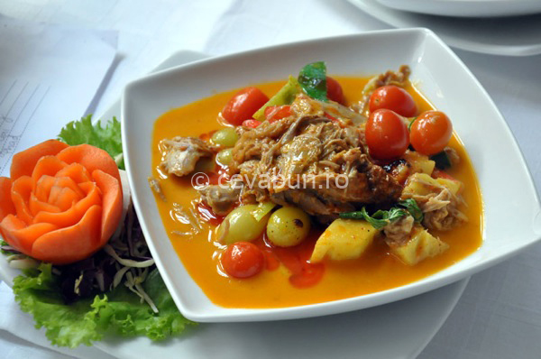 Post image for Duck Red Curry