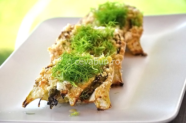 Post image for Baked fennel with parmesan