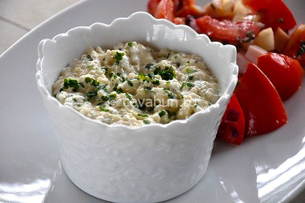 Post image for Quinoa pure with cottage cheese