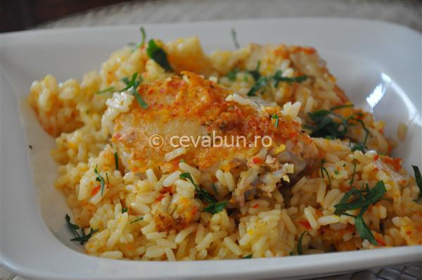 Articole culinare : Pilaf de pasăre