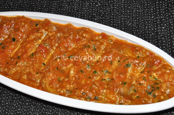 Articole culinare : Zaalouk – salată marocană de vinete