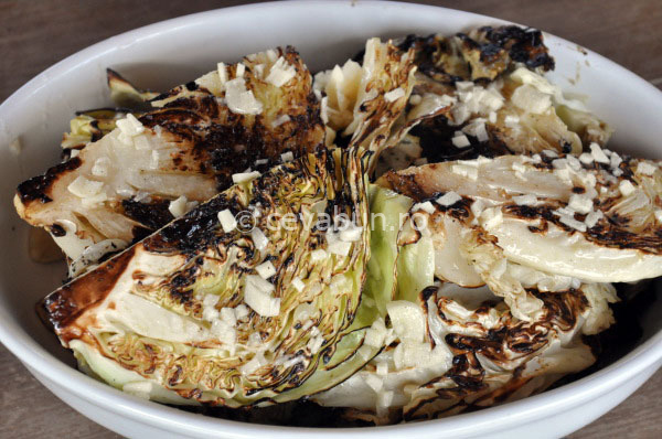 Articole culinare : Varză la grătar