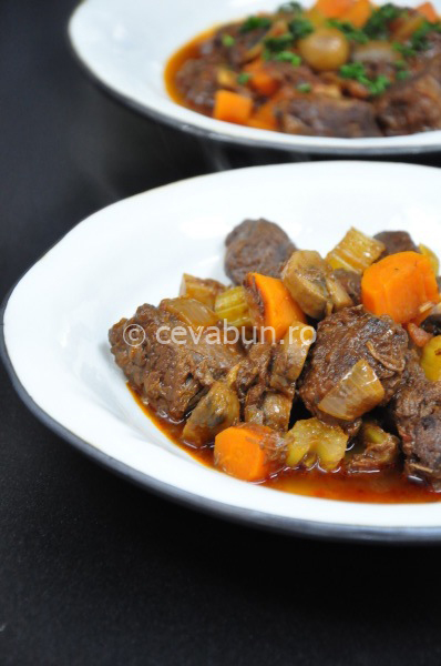 Post image for Venison bourguignon