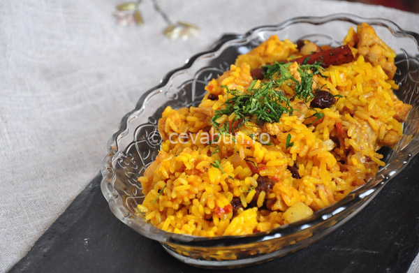 Post image for Chicken Biryani