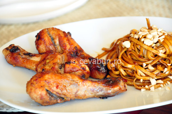 Post image for Chicken barbecue – Thai style