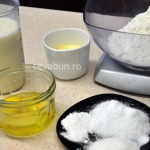 Pregătiţi ingredientele