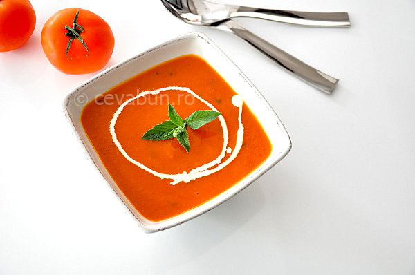 Post image for Cream of tomato soup