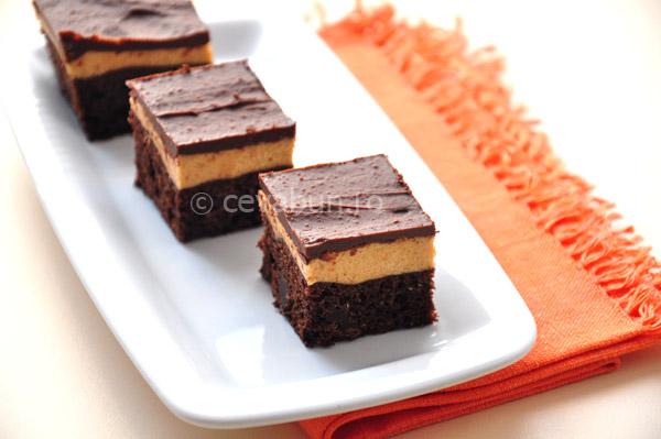 Trufe de ciocolată cu unt de arahide