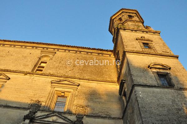 Orașul Baeza, Andaluzia - Spania