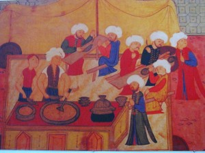 bucataria-otomana