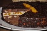 Tort de ciocolată cu mango